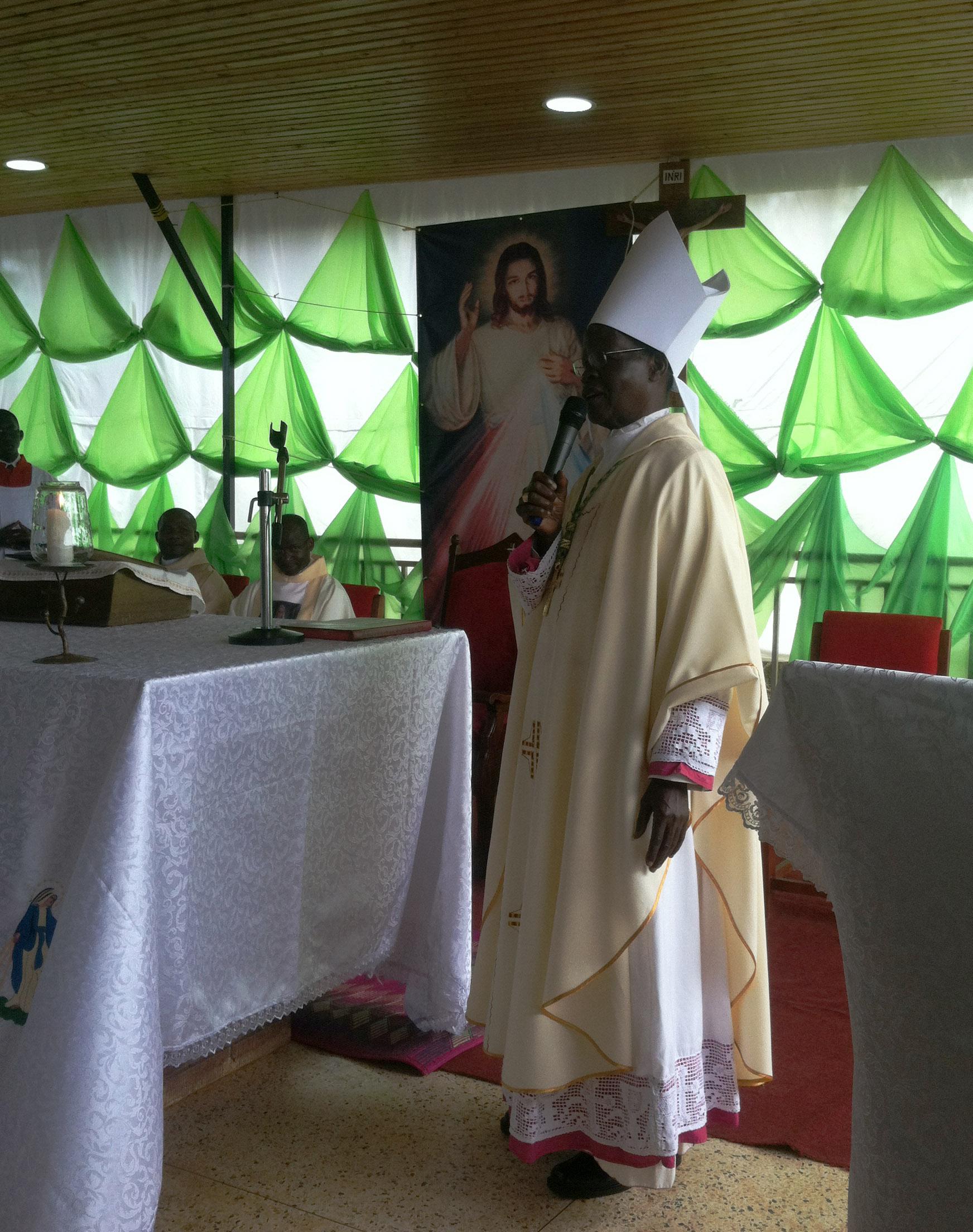 Bishop Sekamaanya
