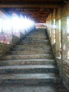 Scala Santa-steps-Kiwamirembe