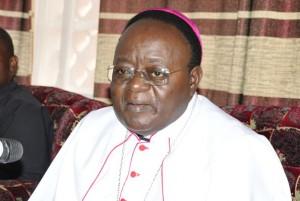 Arch-Bishop Kizito Lwanga